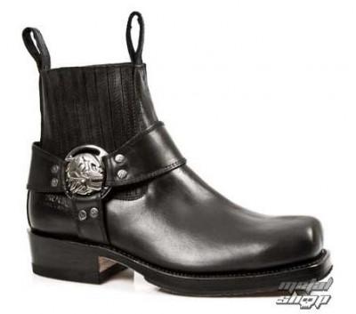 Kožené boty - koně / Značka výjimečnosti